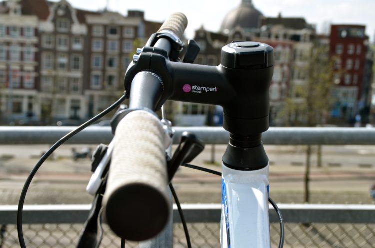 Solution rangement et transport du vélo